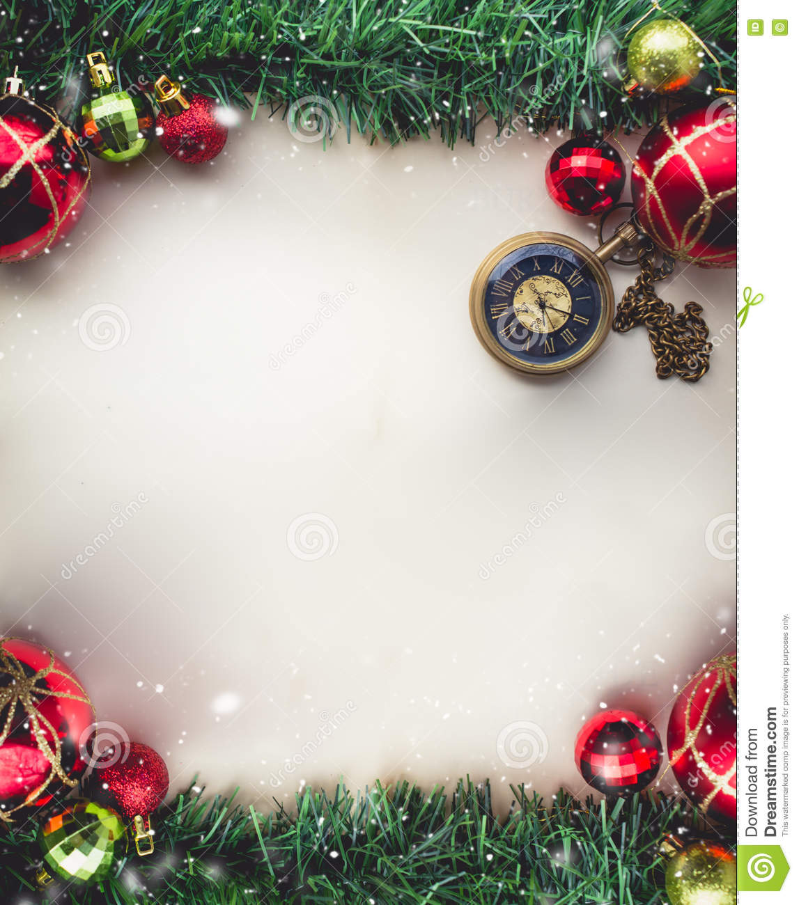 holiday time christmas countdown timer