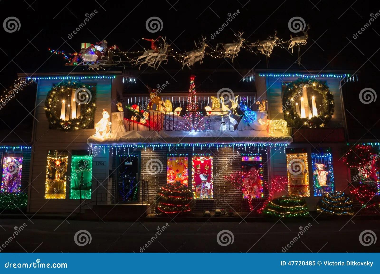 Christmas Light Display Salem Oregon