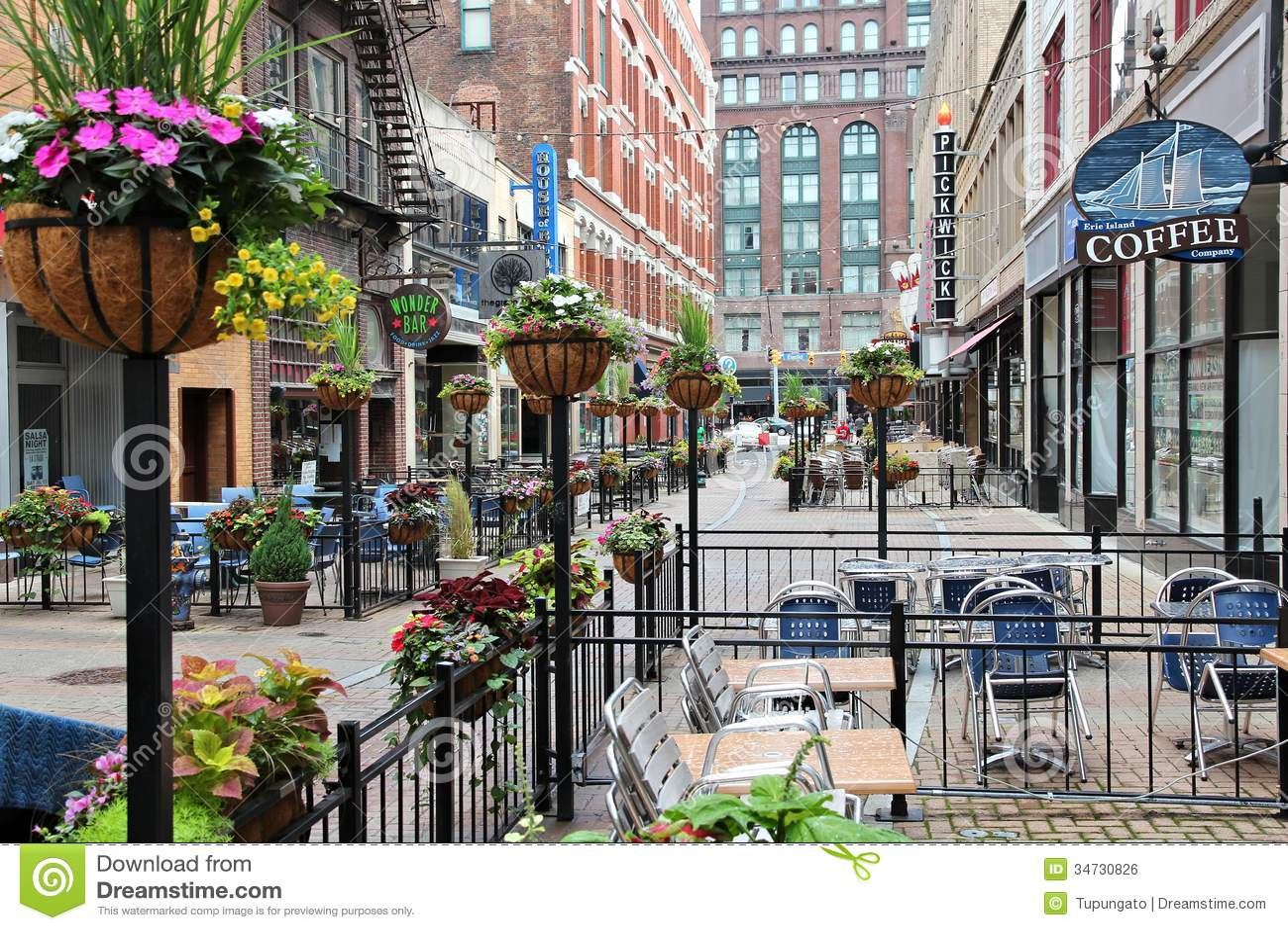 Downtown Cleveland Restaurants West 9th