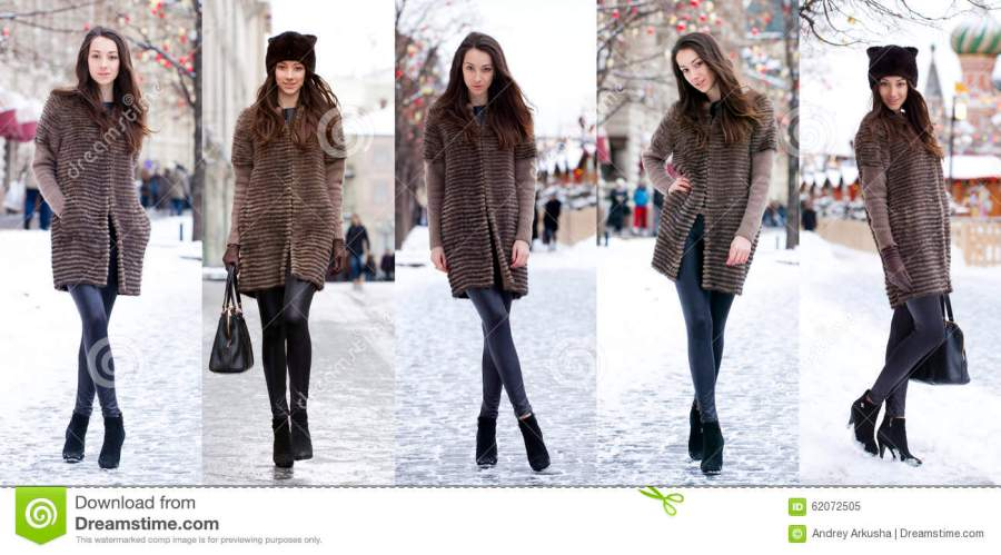 Collage Winter Fashion  Young Beautiful Women Stock Image   Image of     Download Collage Winter Fashion  Young Beautiful Women Stock Image   Image  of mode  emotion