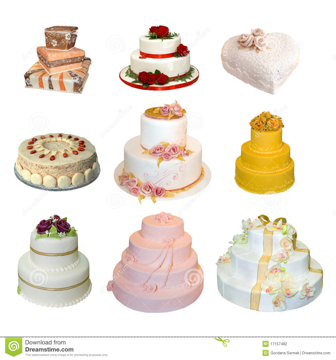Types Cakes And Descriptions