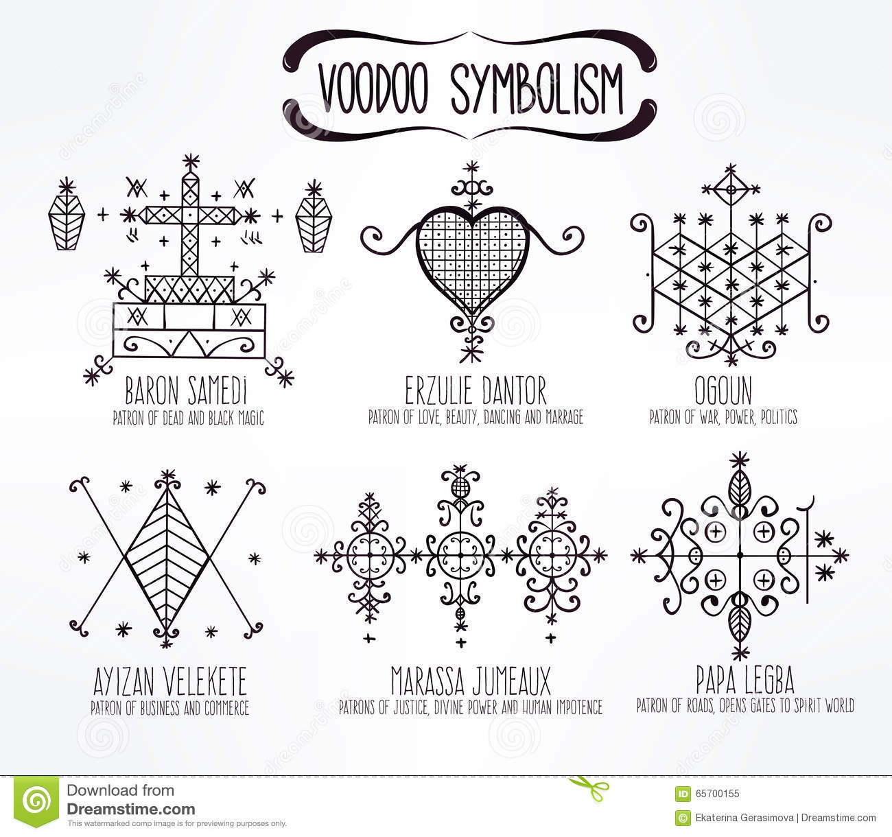 Symbols and their meanings voodoo symbols and their meanings buycottarizona