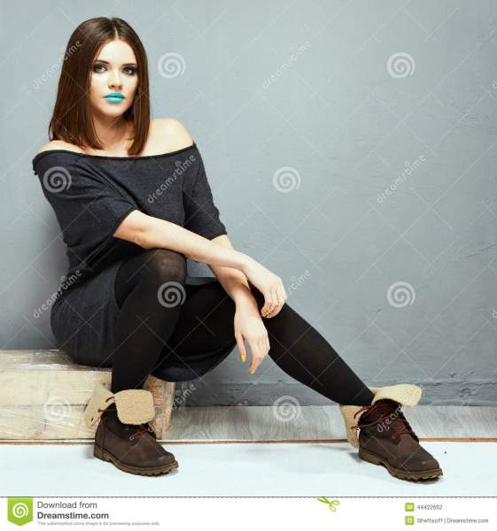 Fashion Young Model Pose  Studio  Full Body Stock Photo   Image of     Download Fashion Young Model Pose  Studio  Full Body Stock Photo   Image of  model