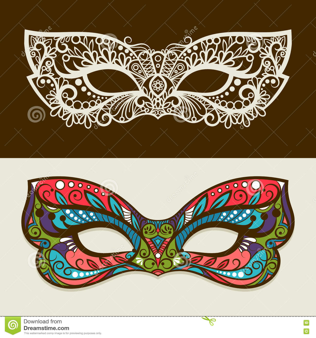 Butterfly Masquerade Costume