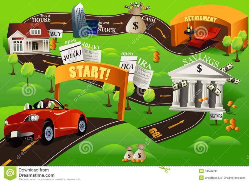 Roadmap Stock Illustrations     4 396 Roadmap Stock Illustrations     Financial roadmap  A vector illustration of financial roadmap for financial  concept Royalty Free Stock Image