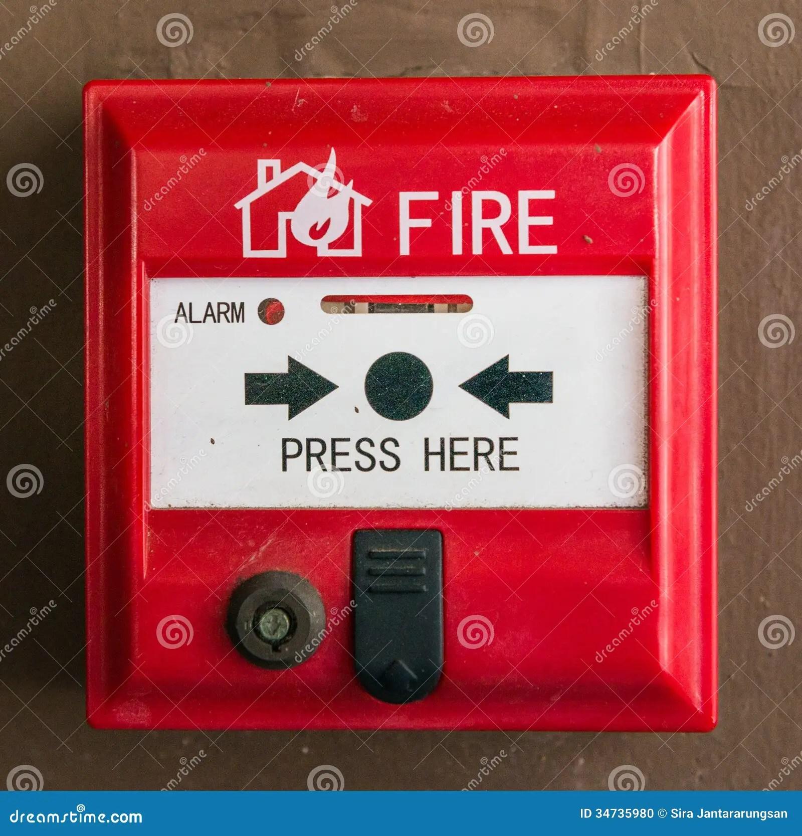 Fire Alarm Sound