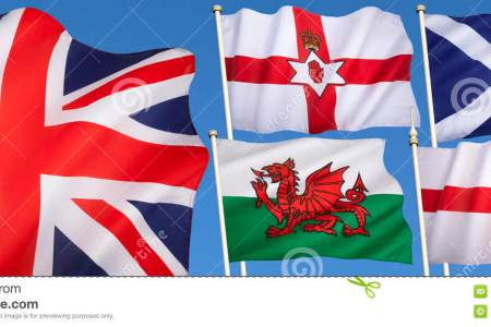 flag of great britain and england path decorations pictures full