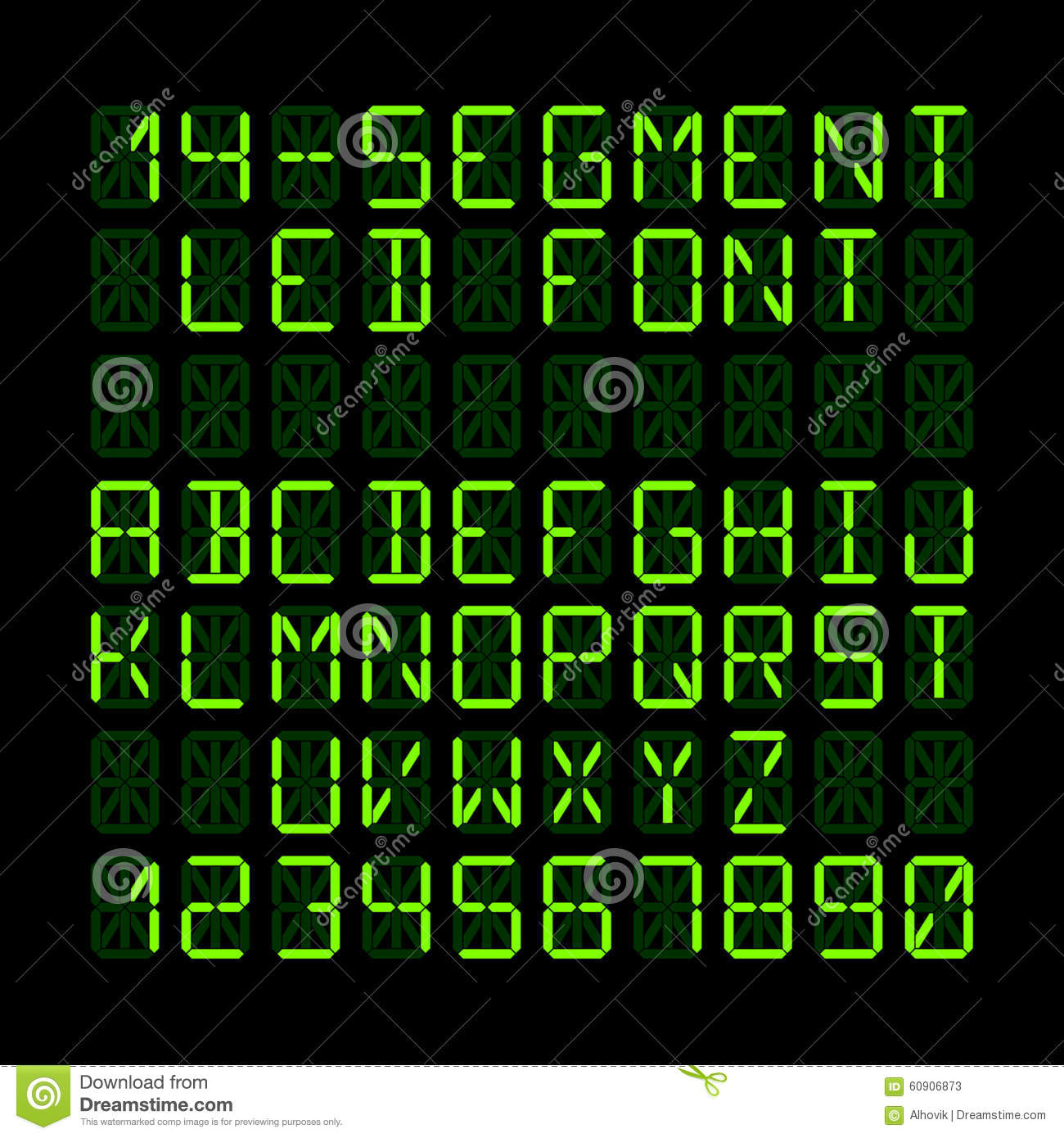 Display Light Vector