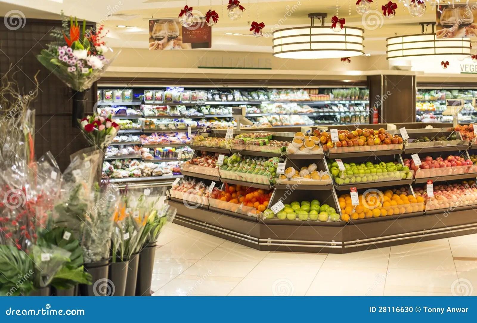Fresh Market Store 20