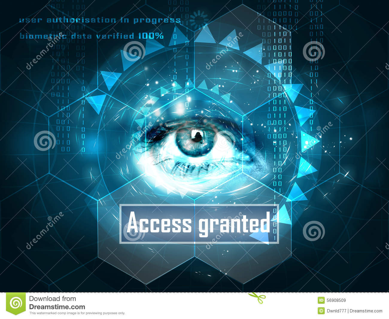 Access Secure Database