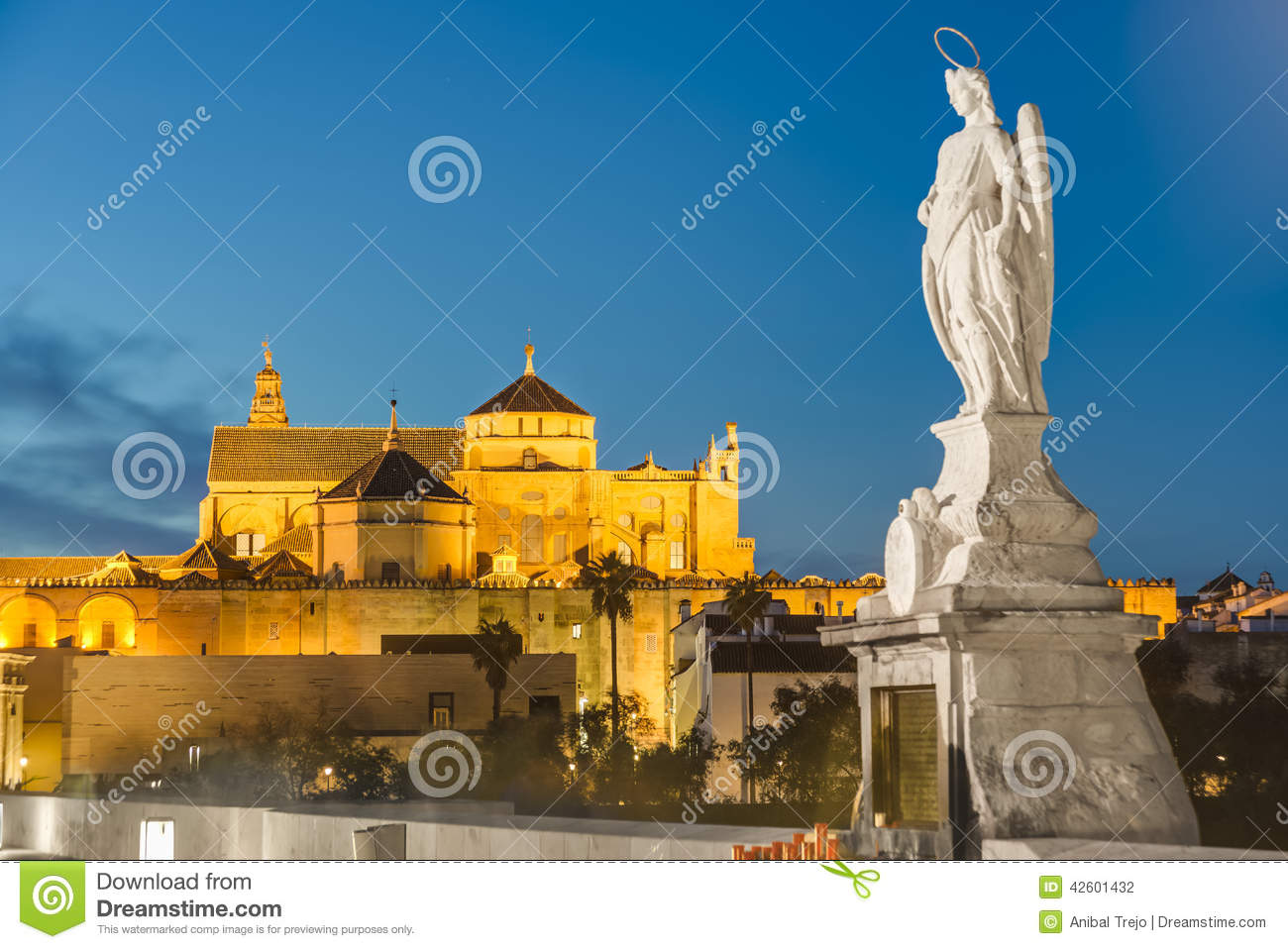 Islamic Mosque Cordoba Spain