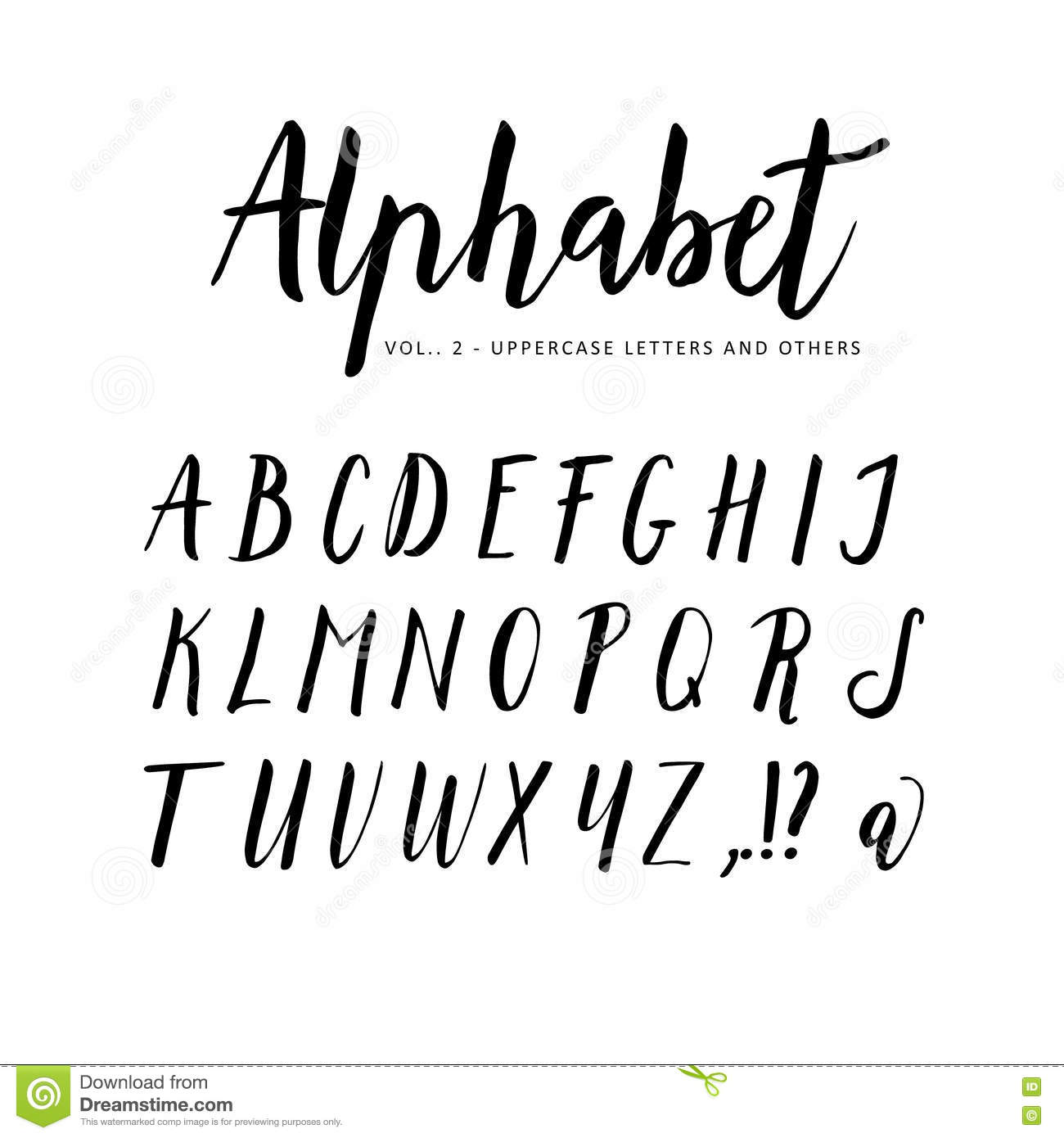Chicano Lettering Alphabet A Z Handwriting