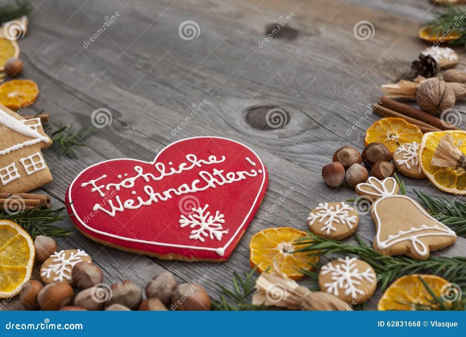 Christmas Cards Written In German