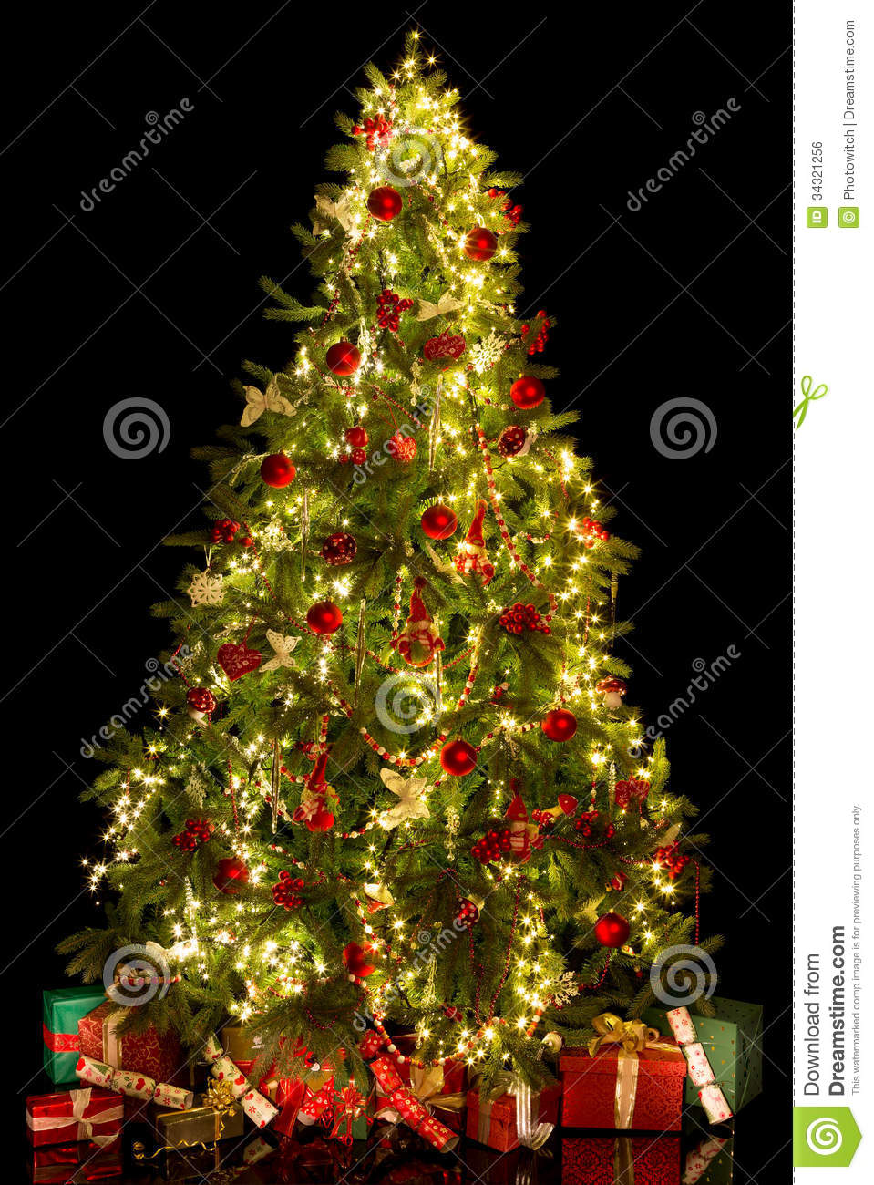Illuminated Christmas Pictures