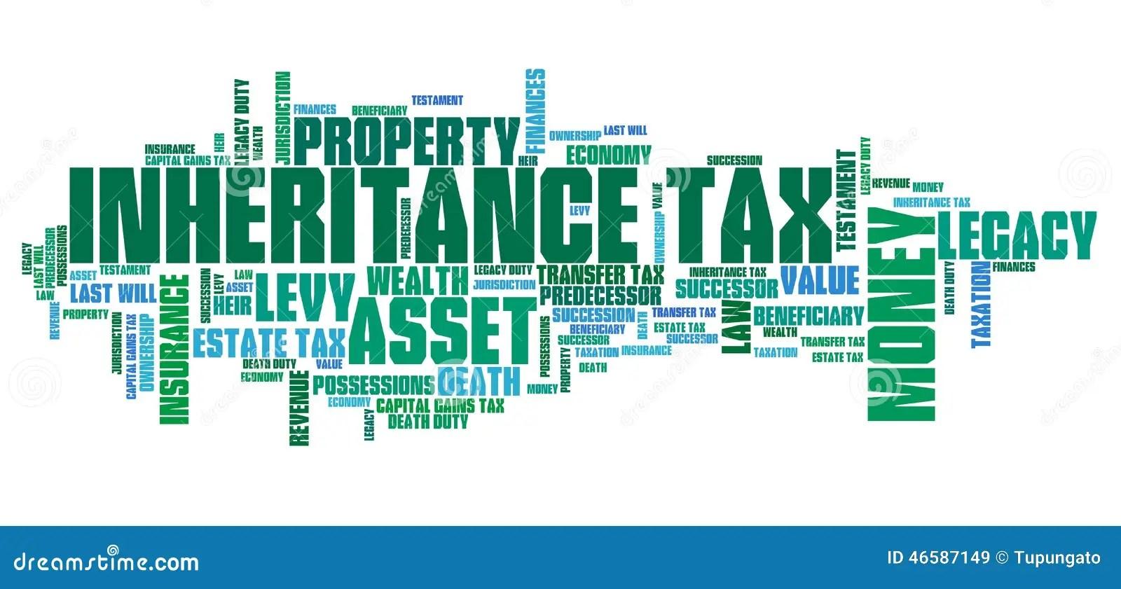 Estate Tax Inheritance