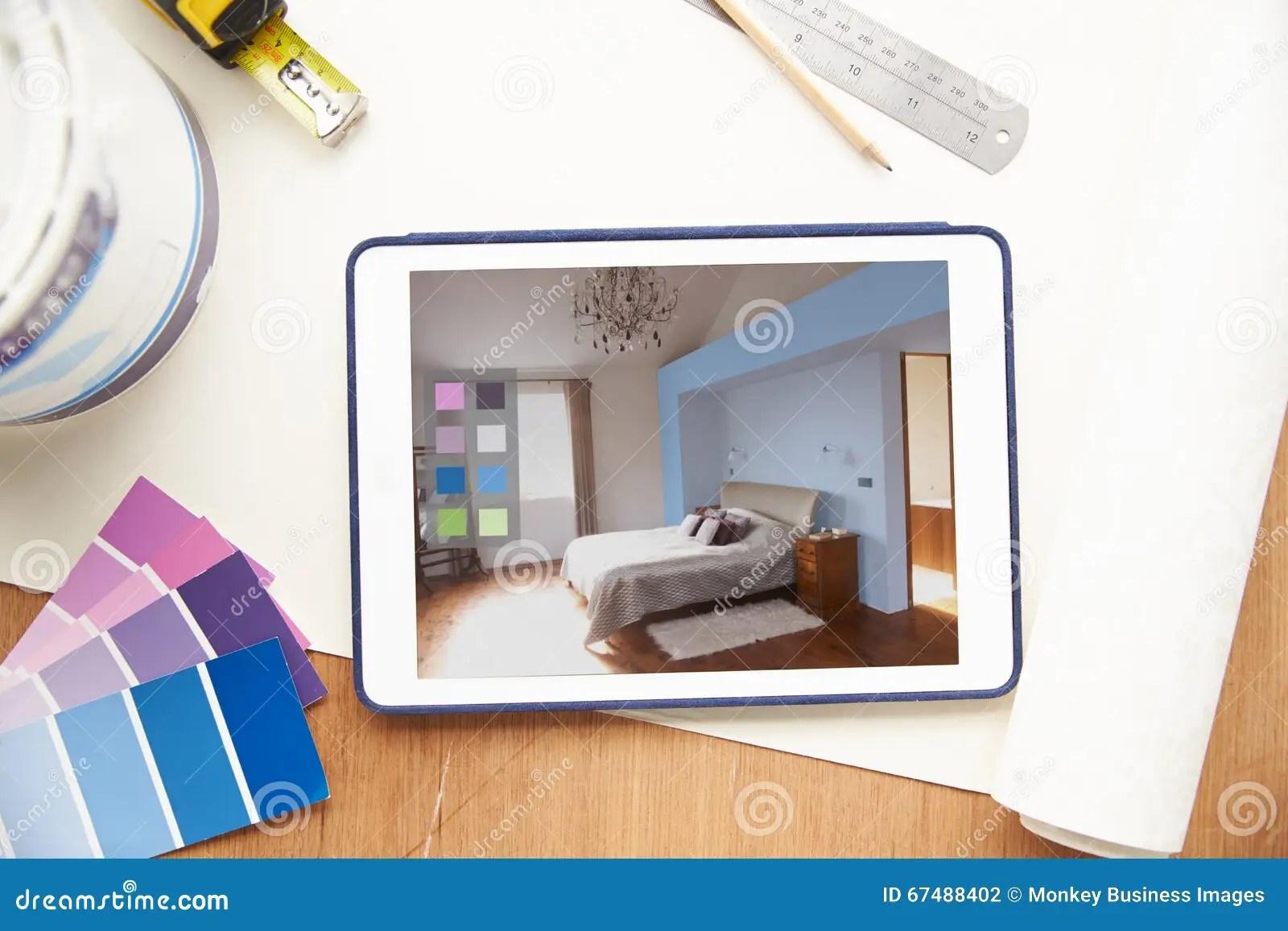 Kitchen Design App Tablet