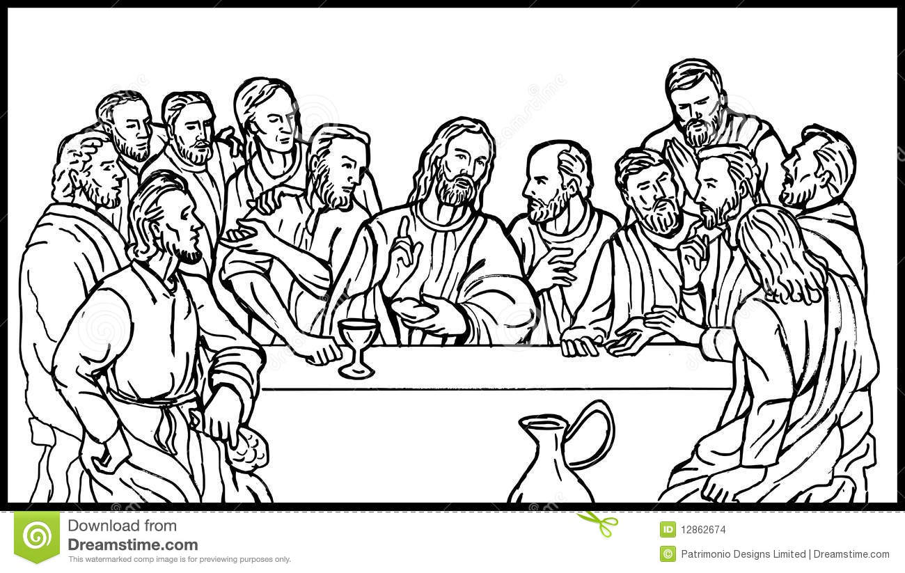 Lord Black And White Baptism Clip Art