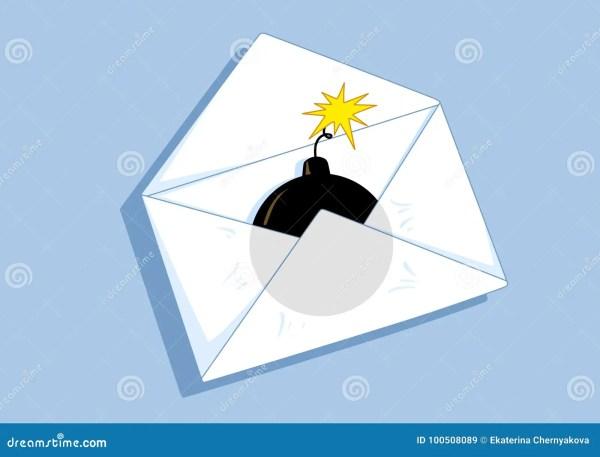 letter bomb # 25