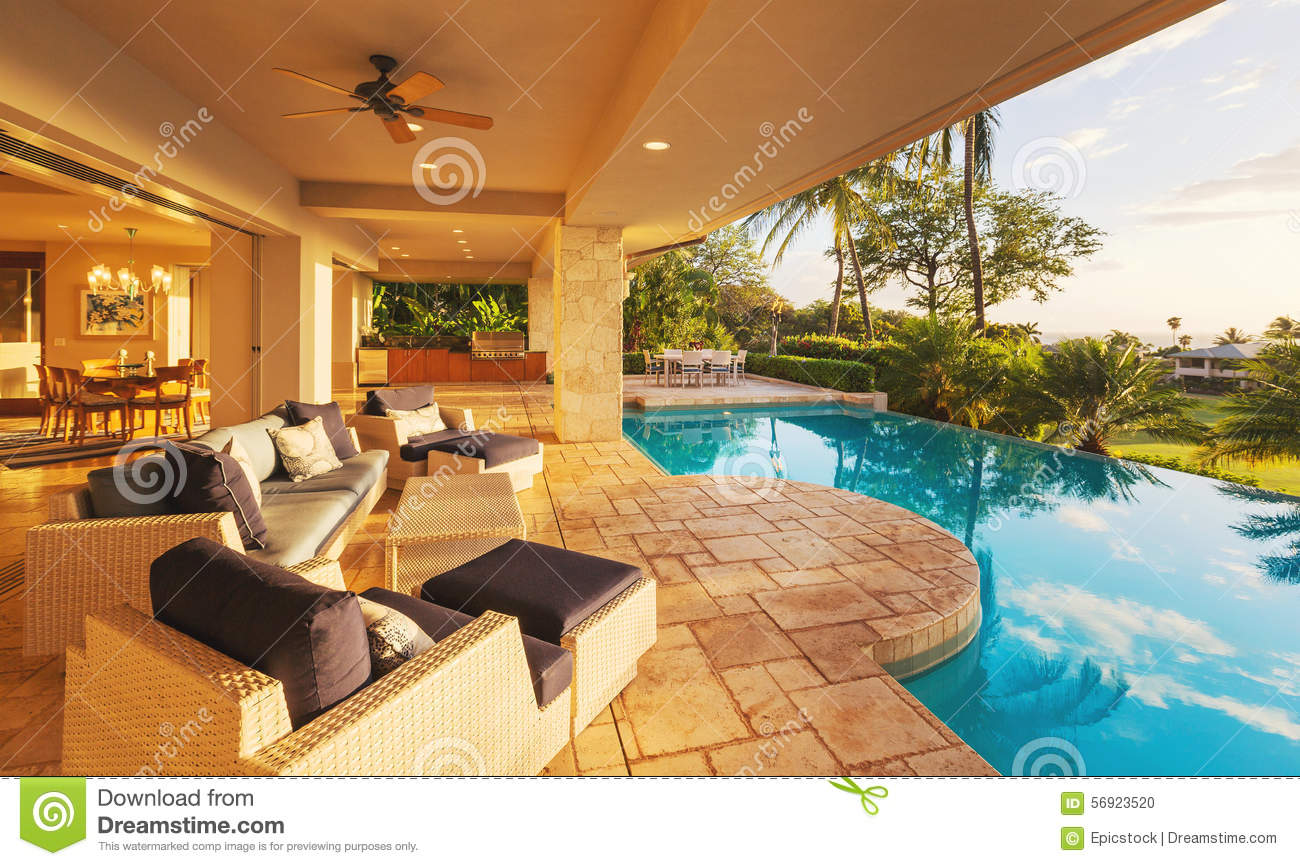 House Plans Hawaii Tropical Luxury