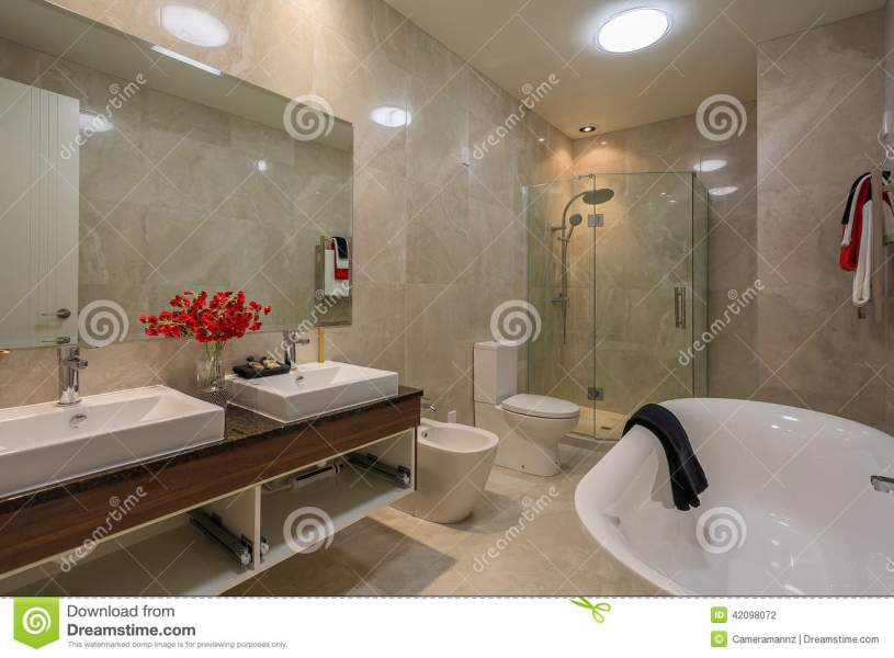 Luxury home washroom stock photo  Image of estate  fixture   42098020 Luxury home washroom Stock Photography