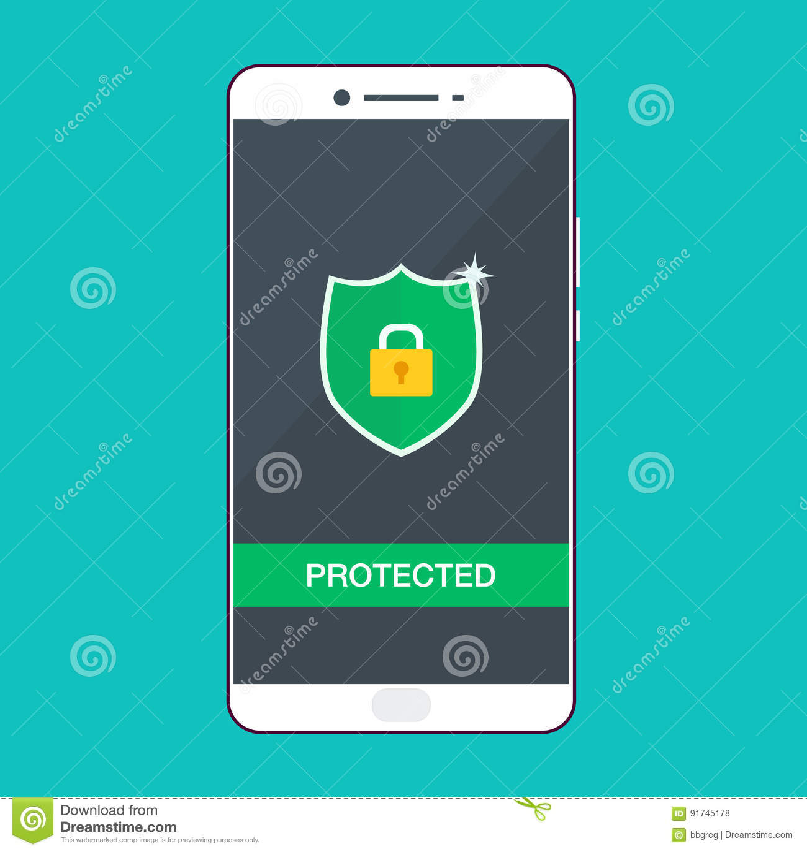 Mobile Security Antivirus App