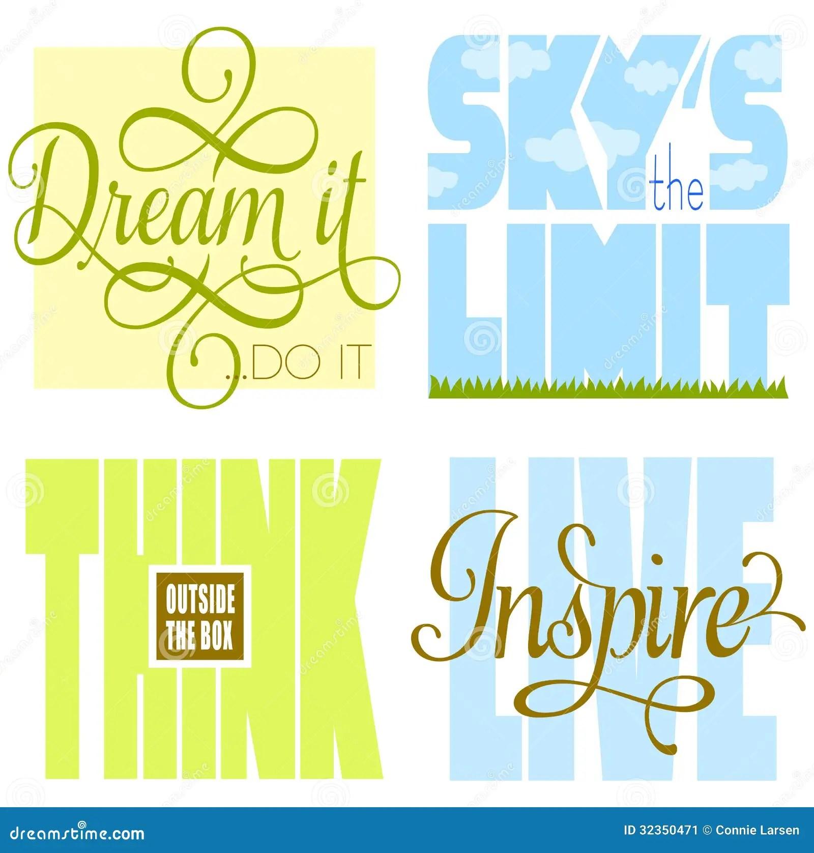 Quotes Encouraging Art Clip