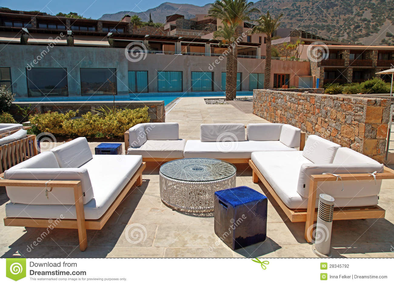 Outdoor Greece Athens Furniture