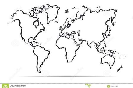 world map for drawing » Path Decorations Pictures | Full Path Decoration