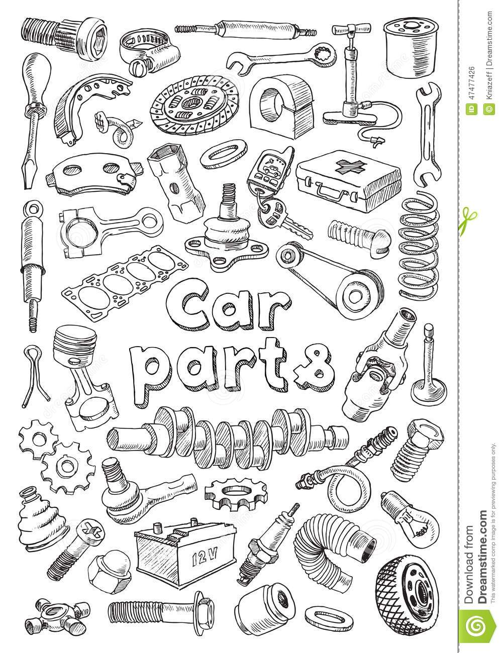 Outstanding Car 2d Drawings Frieze - Electrical Wiring Diagram Ideas ...
