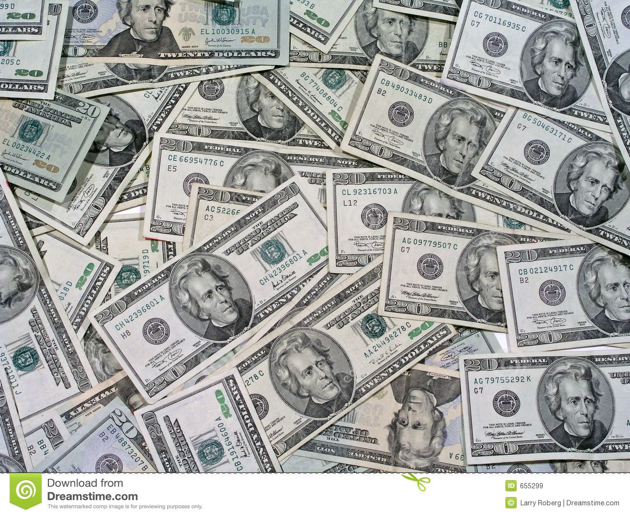 Pile Of Money Royalty Free Stock Images - Image: 655299