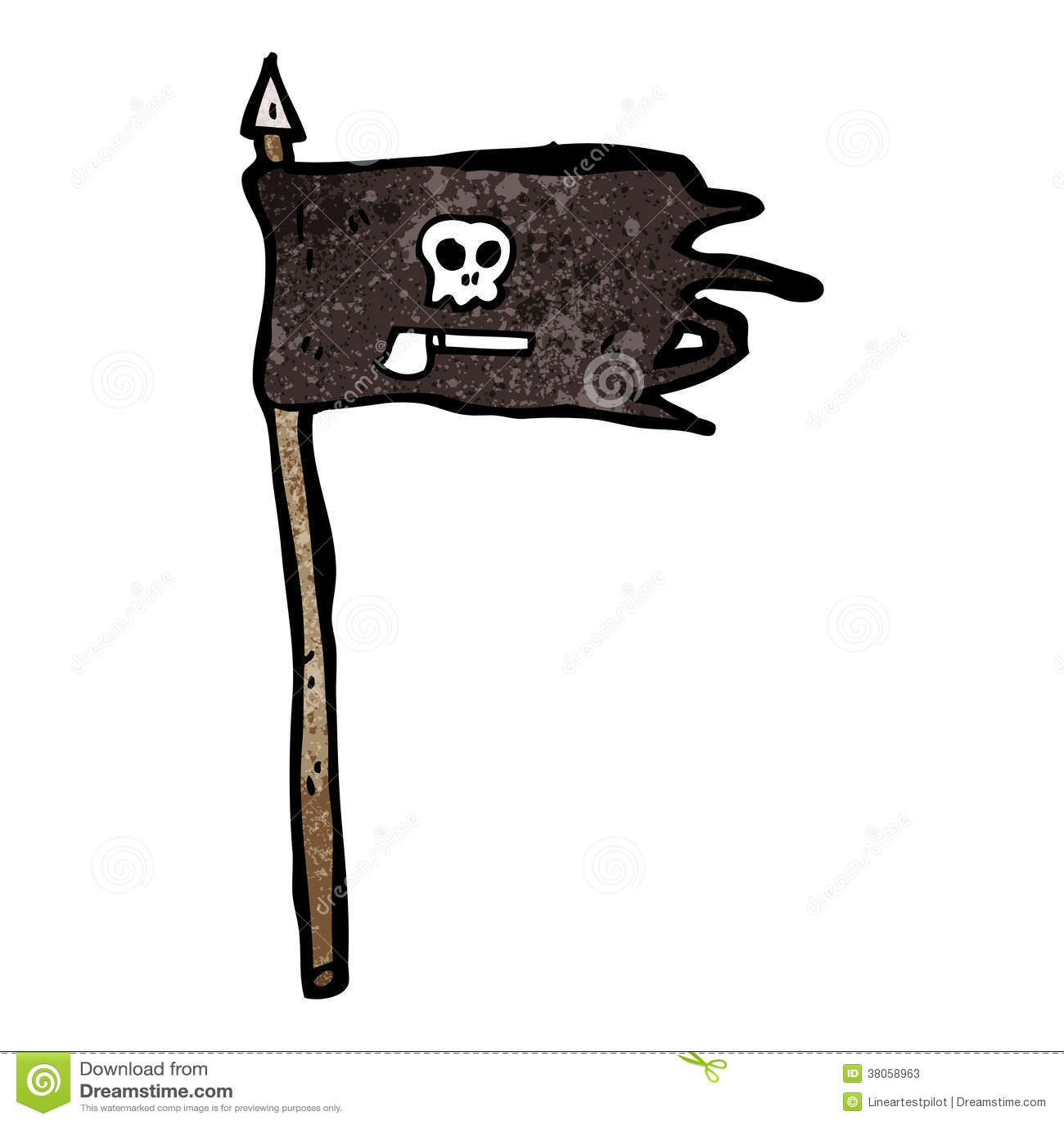 Pirate Easy Ship Draw Steps