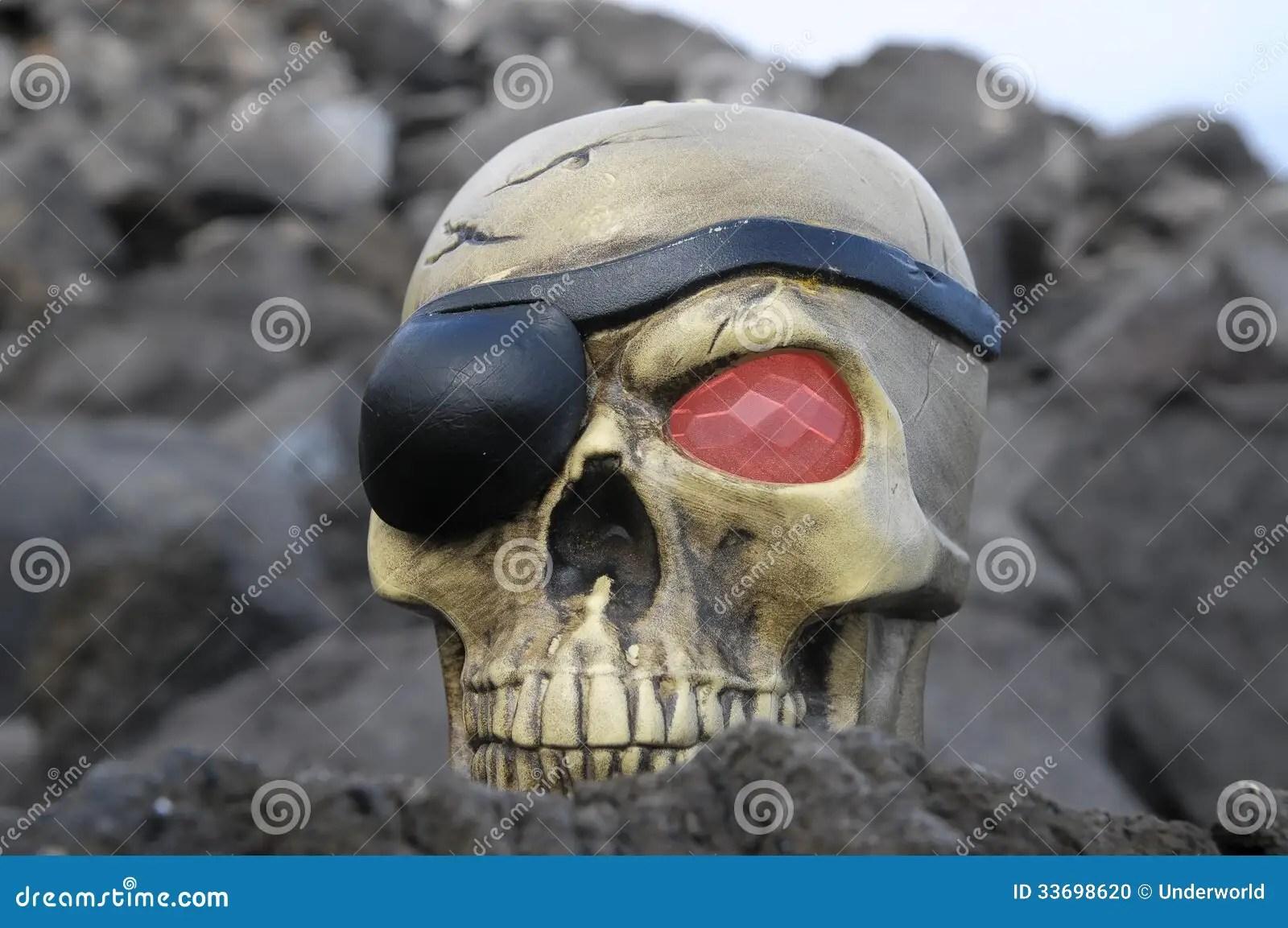 Crossbones Patch Skull And Bandana Eye