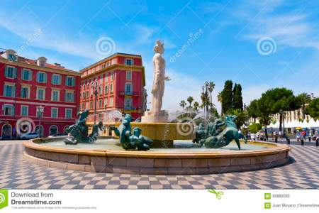 fontaine nice place massena » Full HD MAPS Locations - Another World ...