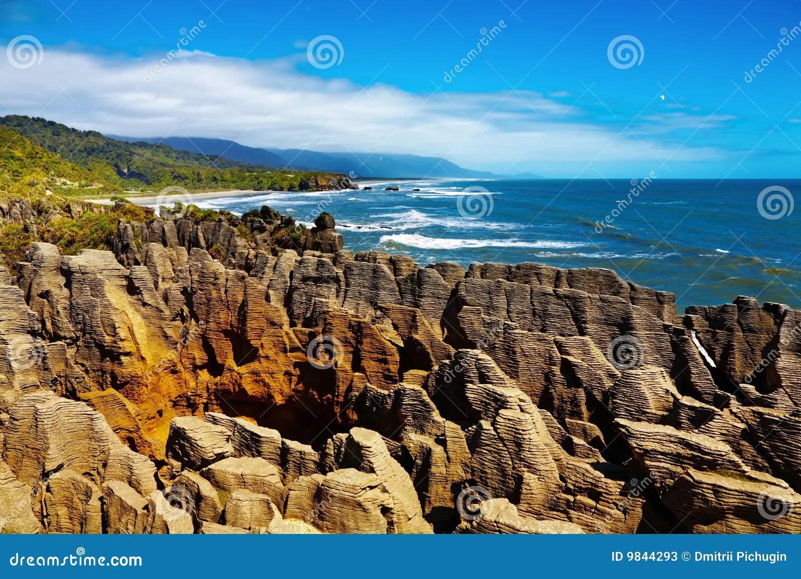 Landscape Stone River Rock