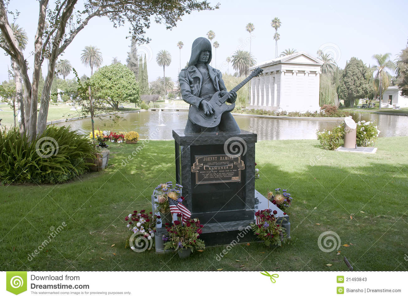 Famous People Buried Hollywood Forever Cemetery