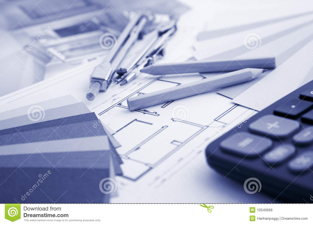 Residential Interior Design And Tools Stock Photo   Image of     Residential Interior Design and tools
