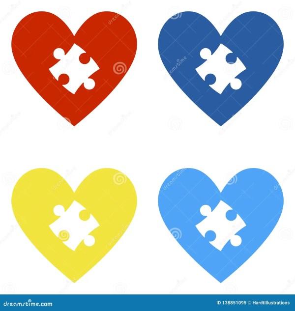 hearts colors # 65