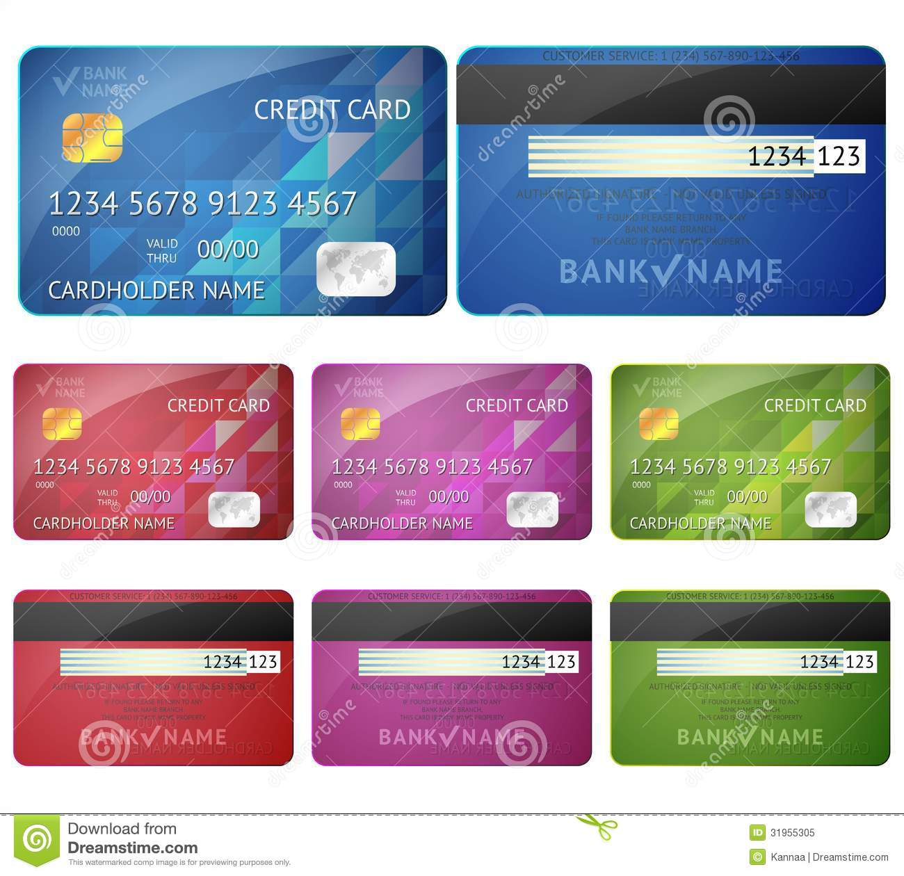 Security Bank Cash Card