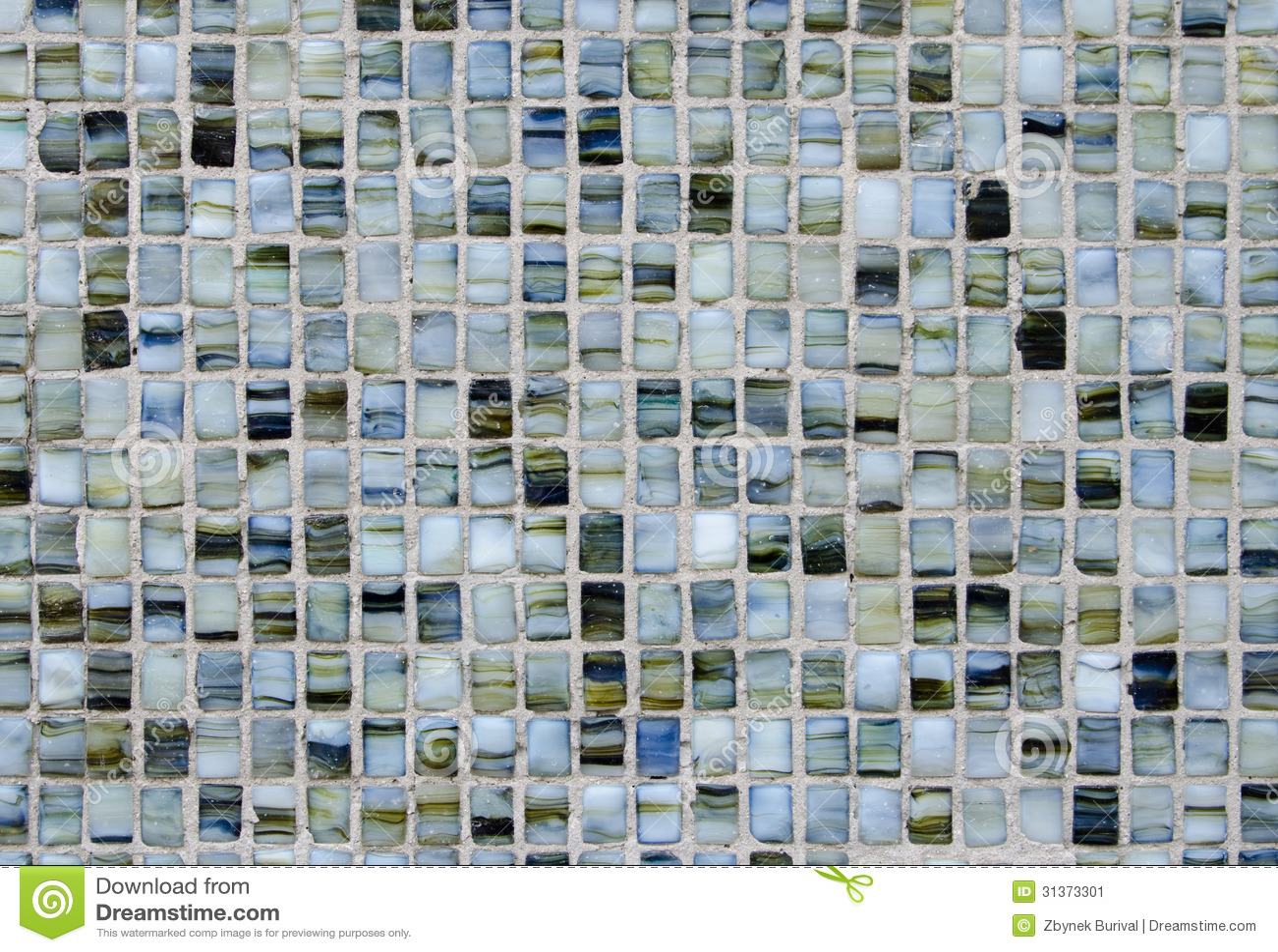 Small Glass Tiles Texture Stock Image Image 31373301