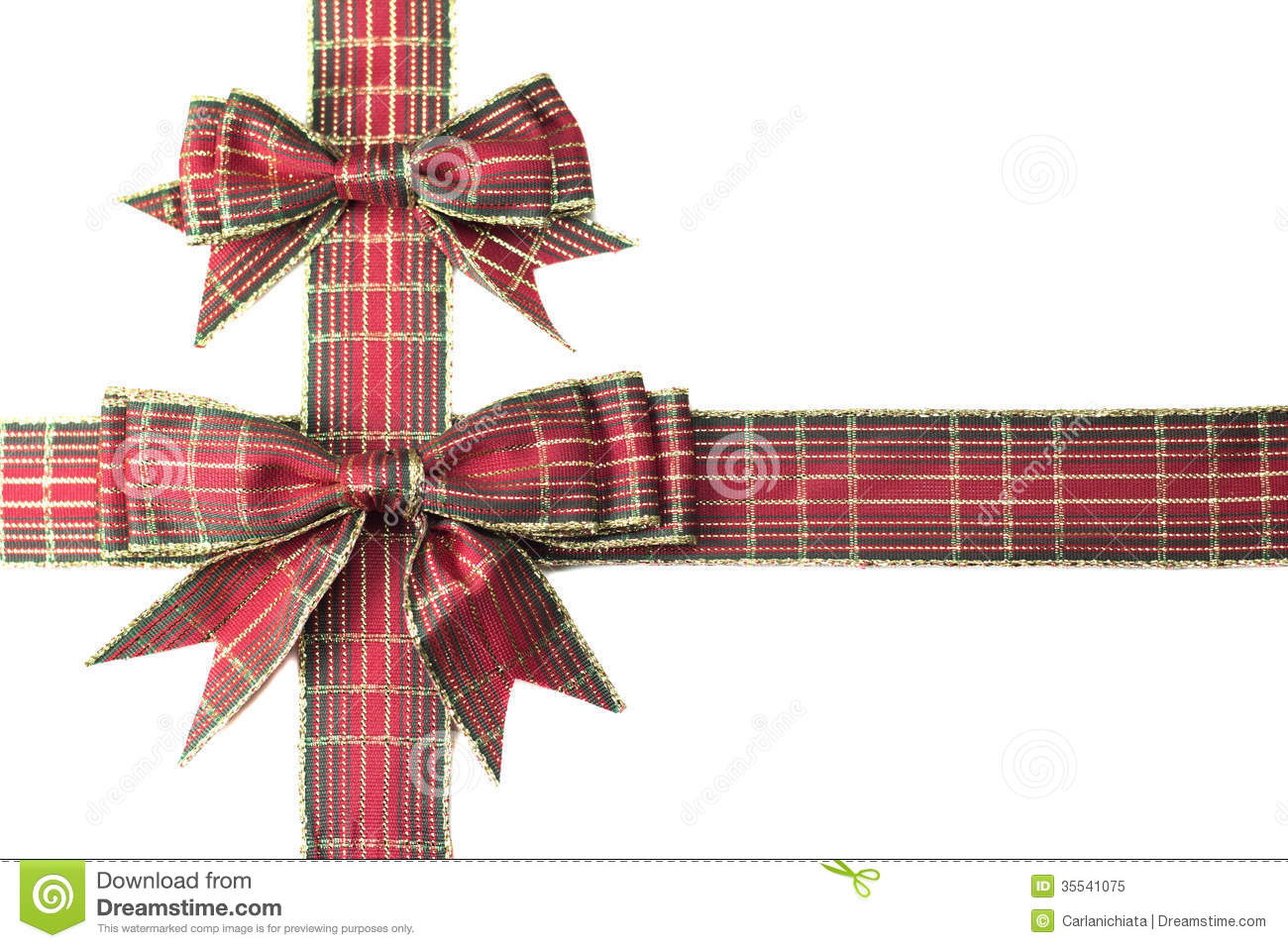 Christmas Red Wrap Gift