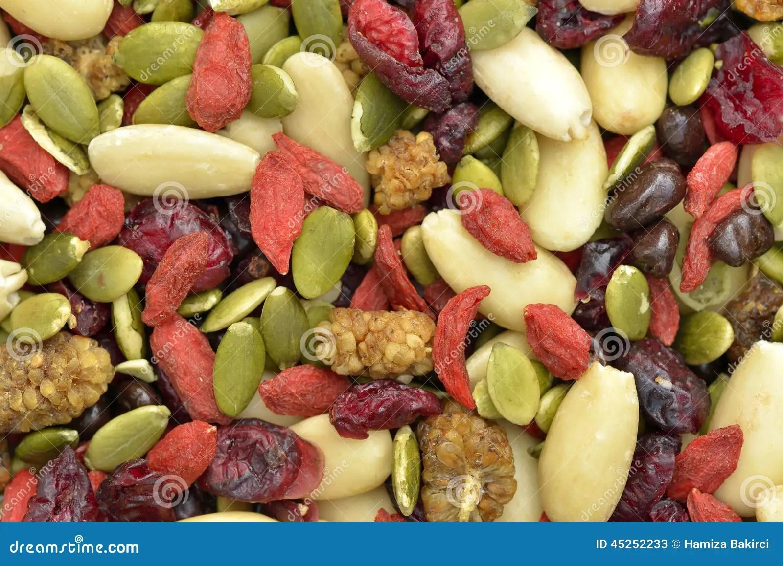 Mix Green Trail Seeds