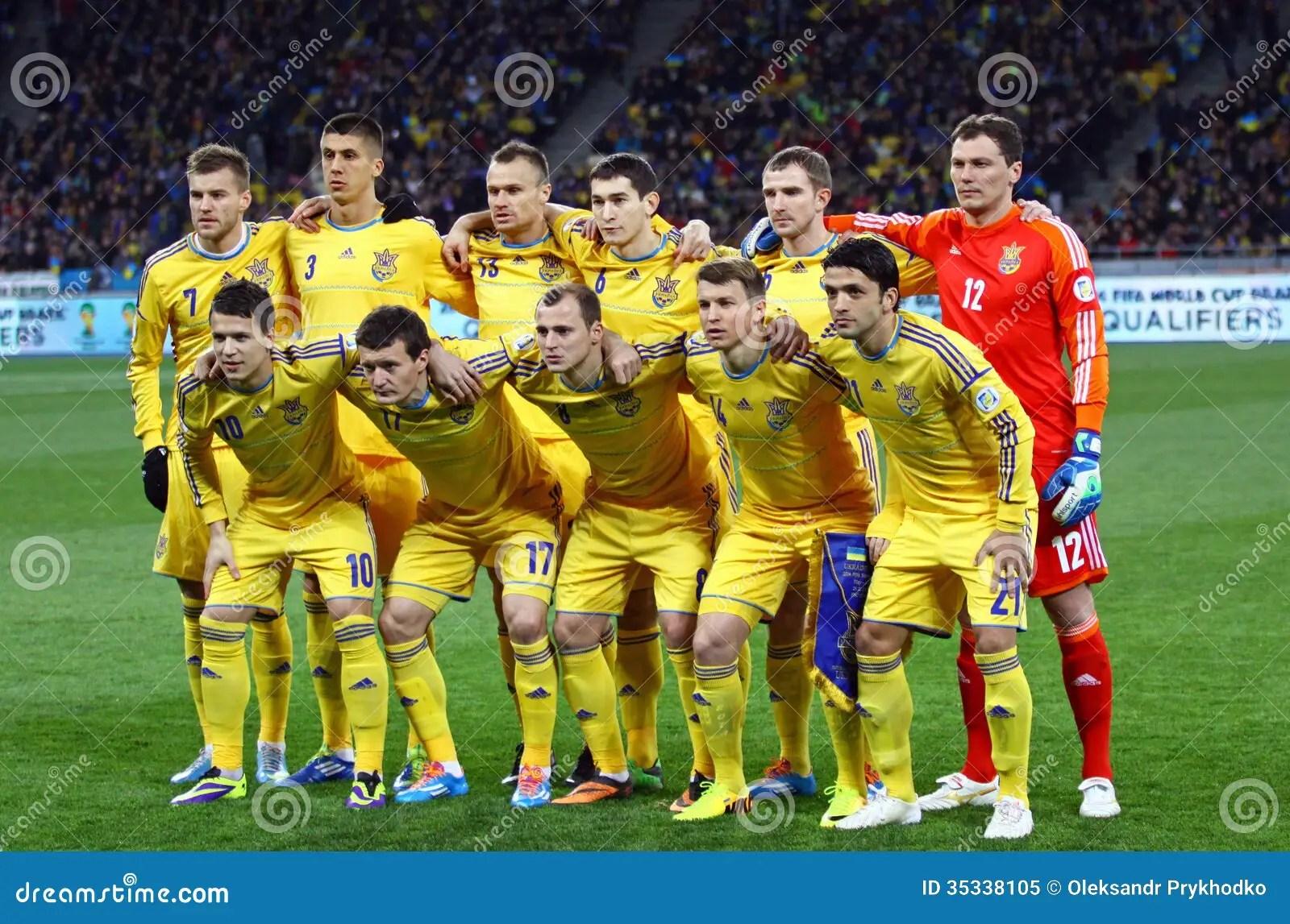 Ukraine Football Team 10