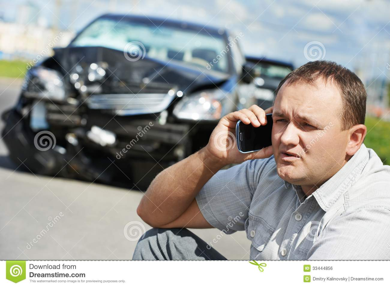 Cell Upset Phone Person