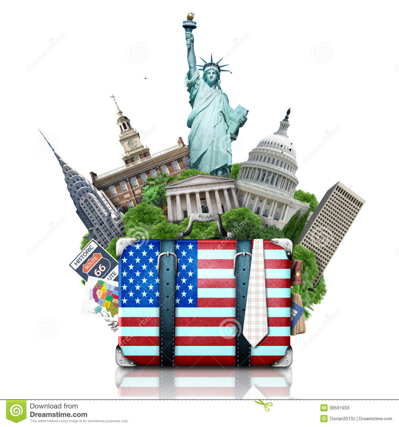 Famous Landmarks And Monuments United States