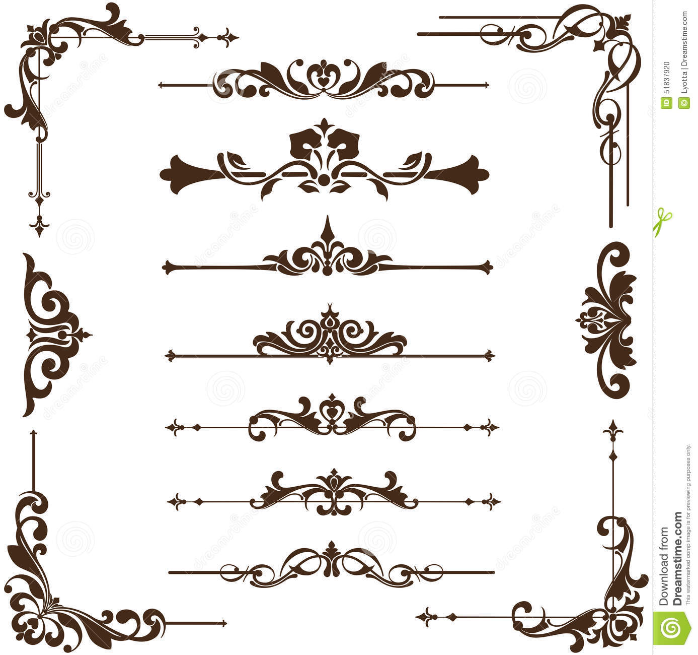 Decorative Borders For Signs