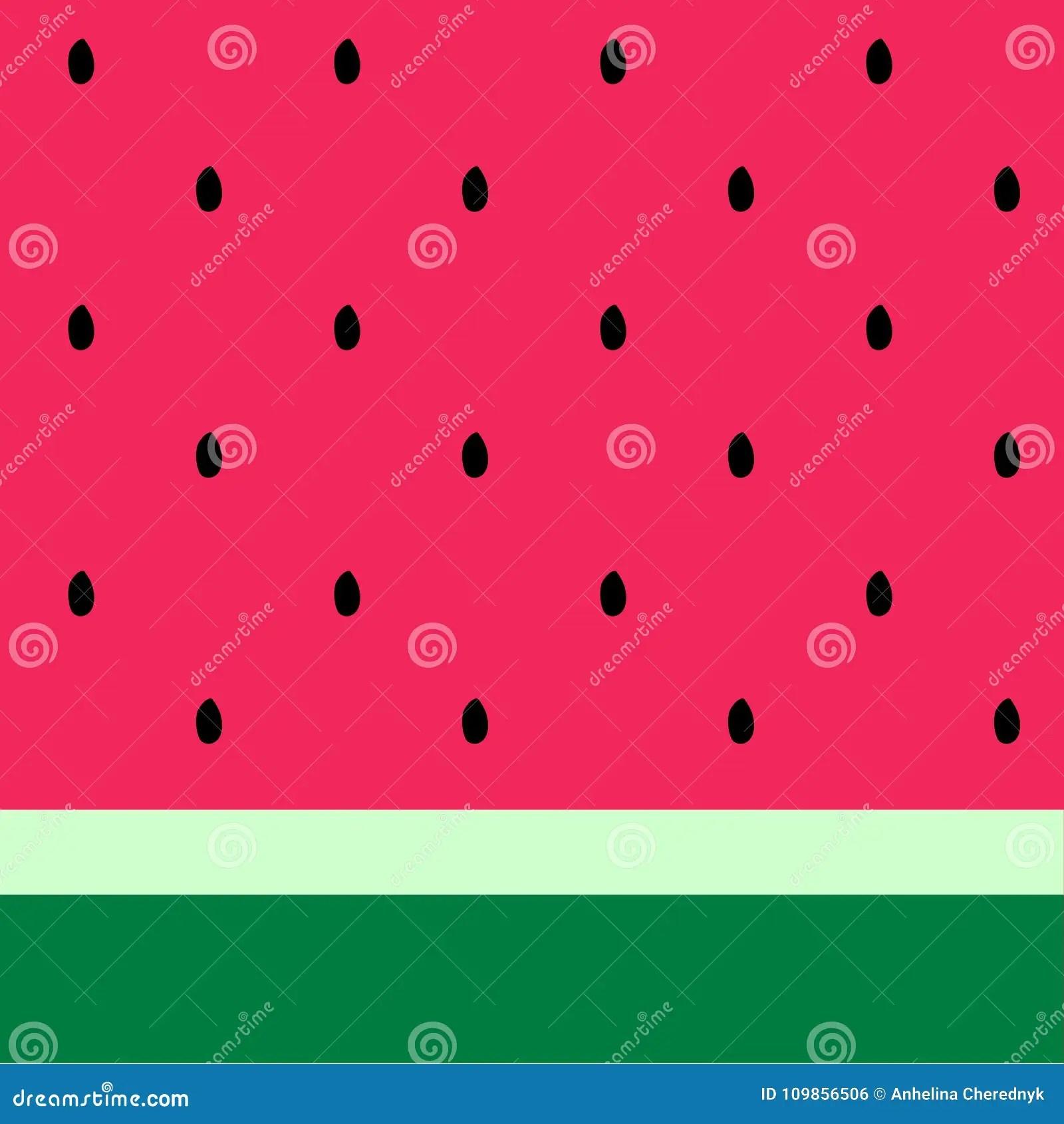 Watermelon Skin Pattern