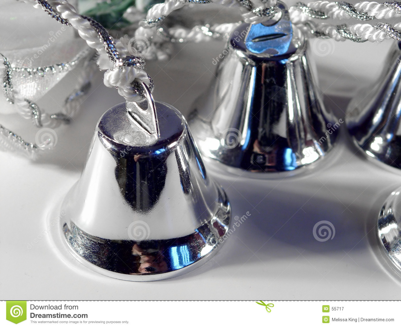 Silver Wedding Bells