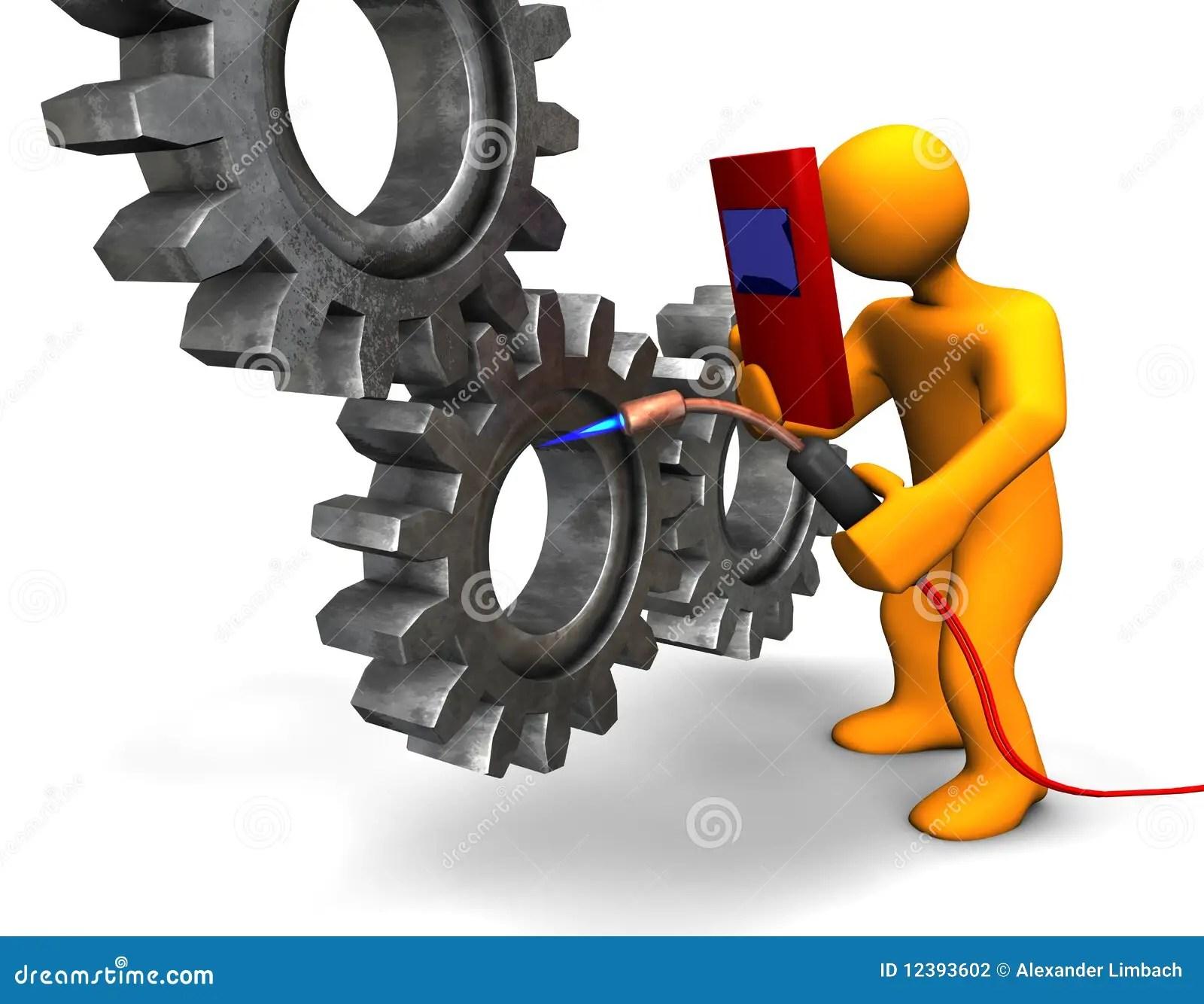 Welding Stock Illustration Illustration Of Machinery