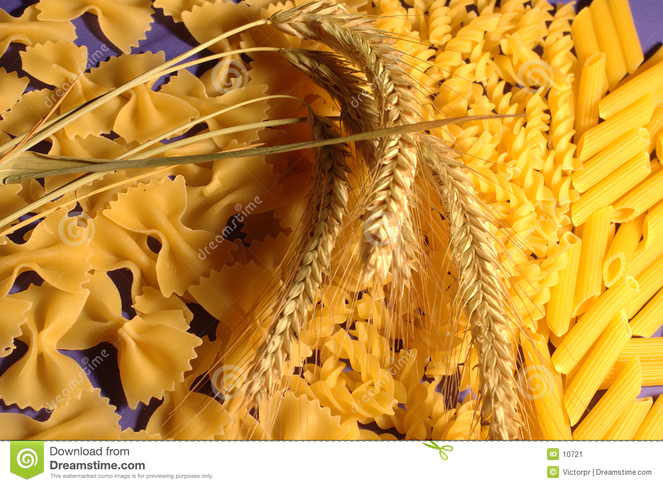 Wheat Products Stock Image Image 10721