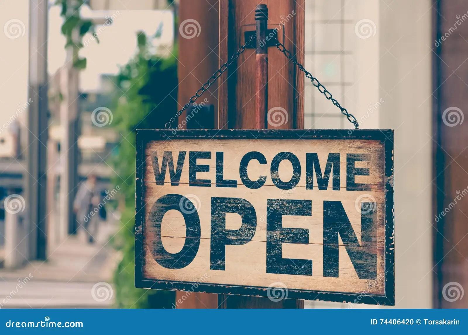 Coffee Shop Grand Opening Invitation